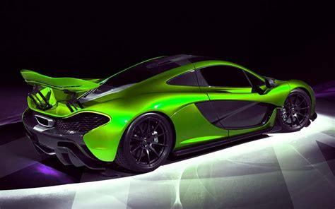 Hd Car Wallpapers 1080p Vs Green by Mclaren P1 Hypercar Green Hd Wallpaper 1080p