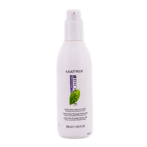 Matrix Biolage Hydra 500gr matrix biolage hydra seal leave in creme hydratherapie biolage by matrix