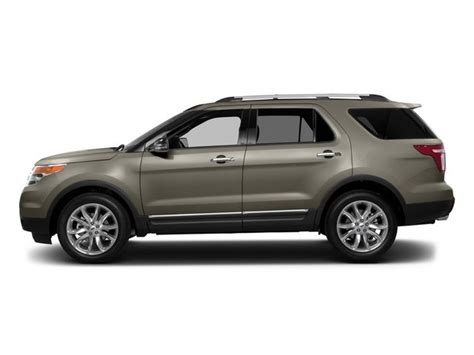 2015 Ford Explorer Prices Reviews Ford Explorer Xlt 2015 Reviews Prices Ratings With Various Photos