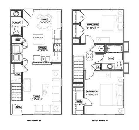 3 bedroom townhouse plans floor plans of the symphony apartments in phoenix az