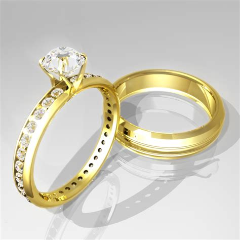 Wedding Rings Used by The Wedding Set Wedding Rings Another Factor Couples