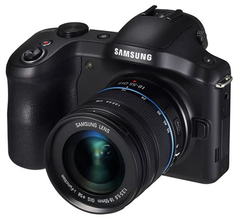 Kamera Samsung samsung announces the galaxy nx mirrorless digital