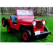 TheCJ2Apagecom Everything About The Willys CJ2A Jeep