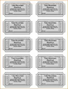 template for raffle tickets free 6 free printable raffle tickets template teknoswitch