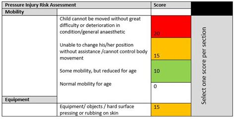 clinical guidelines nursing pressure injury prevention  management