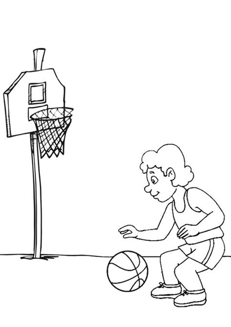 pro basketball coloring pages free online basketball colouring page online basketball