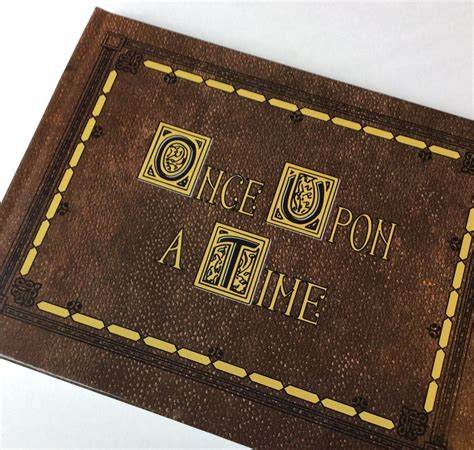 Story Book by Henry S Book Once Upon A Time Storybook Featuring Stories