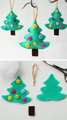 felt shingle tree diy christmas decorations kids will peg doll nativity christmas decoration by caryscraftroom