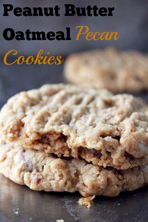 peanut butter oatmeal treats peanut butter oatmeal pecan cookies creole contessa