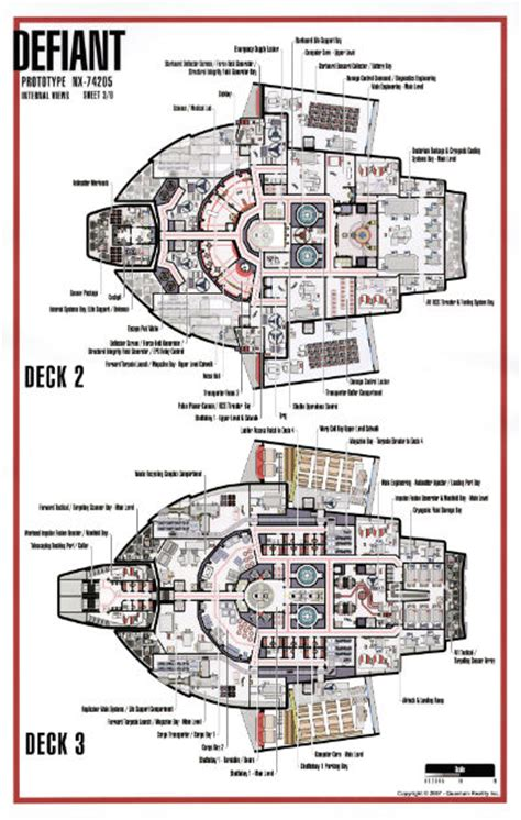starship floor plan star trek lcars blueprint database star trek blueprints