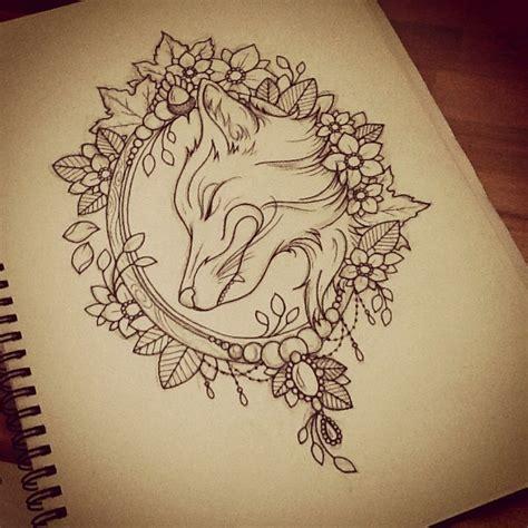 border tattoo designs custom fox design the border ink inspo