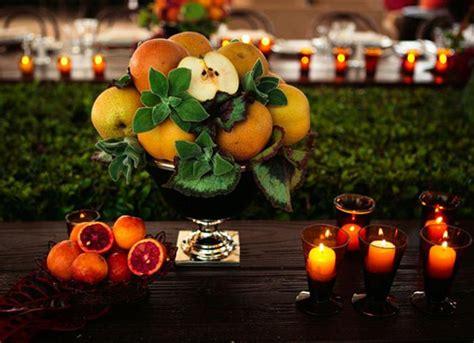 fruit centerpieces for modern brides 25 fabulous wedding centerpieces