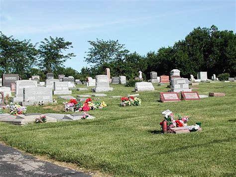 Johnson County Ks Records Lenexa Cemetery Johnson County Kansas