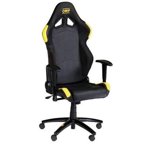 siege bureau baquet si 232 ge baquet de bureau omp achat vente chaise de