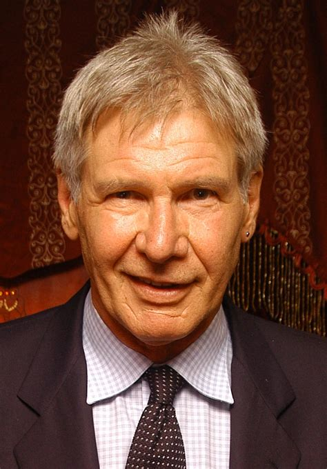 what has harrison ford been in harrison ford seen in for the time since