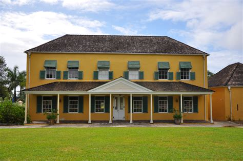 george washington s house atozofbarbados day one pommie travels