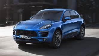 Porsche Macan Blue Color Porsche Macan Blue