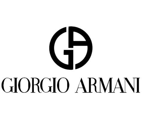 fashion house logo design giorgio armani fashion wiki