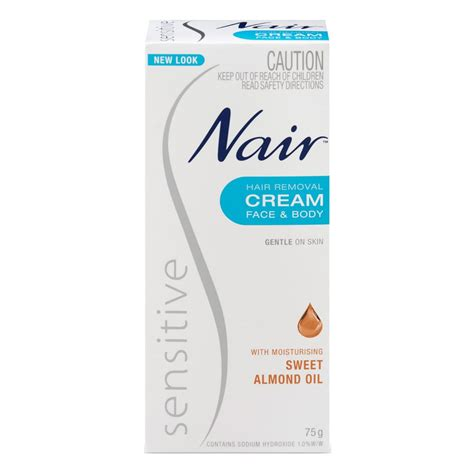 hair remover for buy sensitive hair removal 75 g by nair