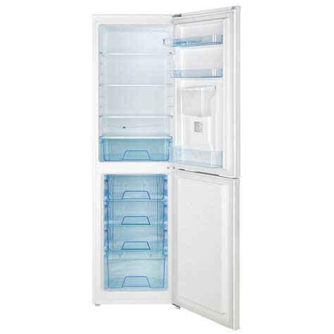 Fridge With Water Dispenser No Plumbing by Lec Tf55185wtd 55cm A Free Fridge Freezer With