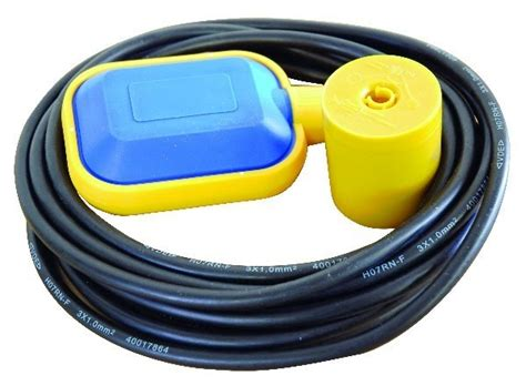 Float Switch York 5m float switch 5m cable aquamat