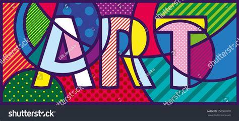 design your art art pop art illustration popart design stock vector