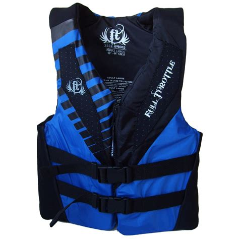 neoprene vest s kent 174 throttle neoprene vest 161508 ski paddle vests at