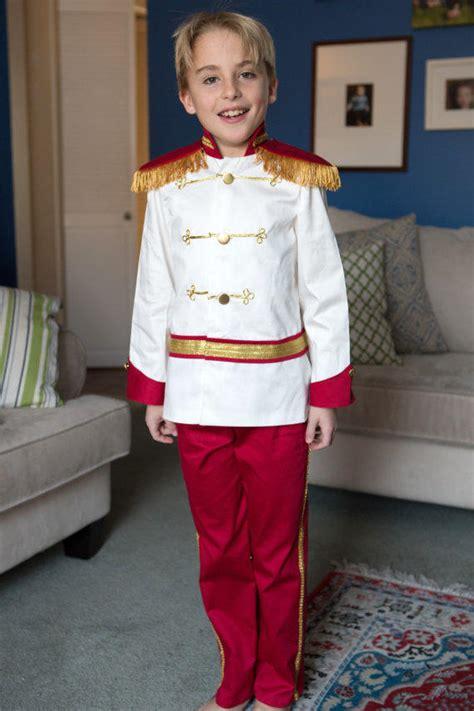 prince charming costume circus ring from handmadebyneva