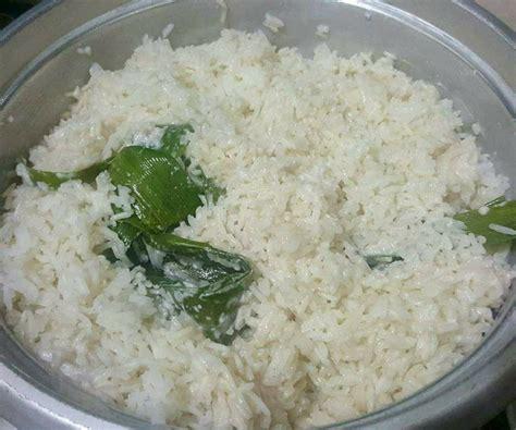 cara membuat nasi uduk dalam jumlah banyak panduan sukatan beras santan air untuk masak nasi lemak
