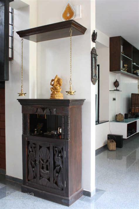 wall mounted pooja cabinet bangalore home design deepa sriram interior design travel