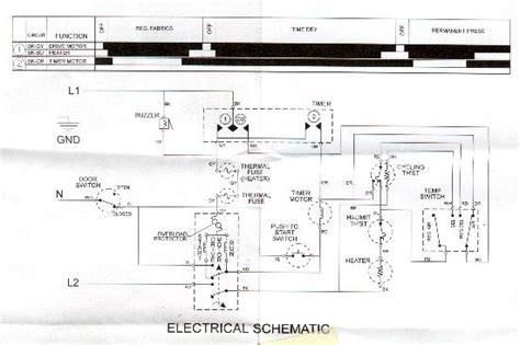wiring diagram for maytag dryer maytag centennial dryer wiring diagram fuse box and