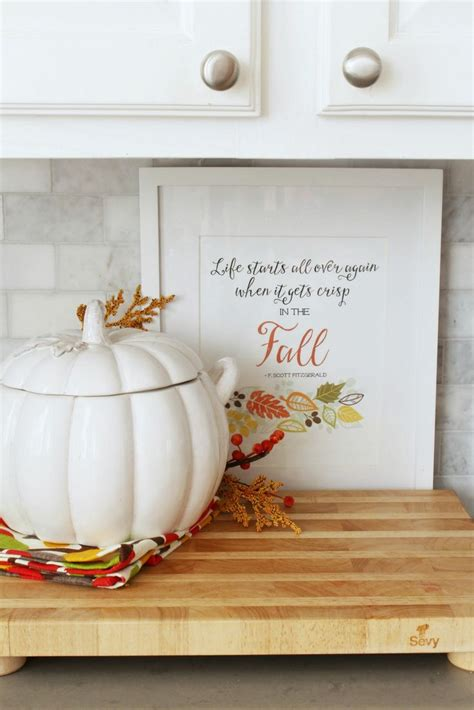 fall kitchen decorating ideas best 25 fall kitchen decor ideas on diy