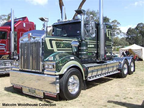kenworth trucks australia malcolm woodhouse truck pictures page 2