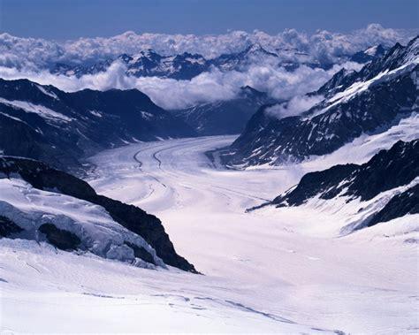 frozen river wallpaper 1280x1024 peaks clouds snow frozen river desktop pc and
