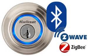 kwikset bridge lets kevo ble locks play with zigbee z
