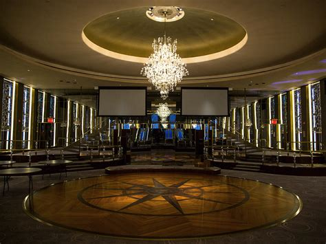 the new reimagined rainbow room is high tech familiar