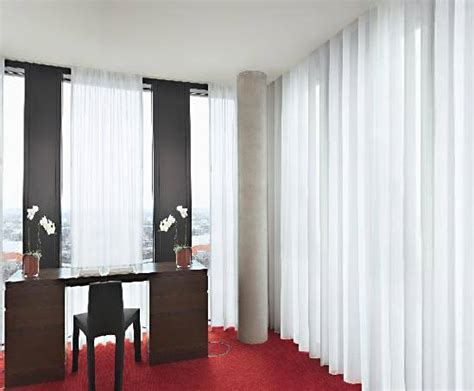electric curtain track for bay windows electric curtain track systems silent gliss esi