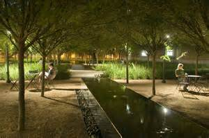 Landscape Architecture Lighting Asla 2010 Professional Awards The Brochstein Pavilion At Rice