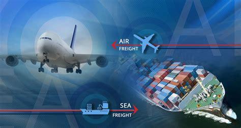 air sea freight breakbulk logistics