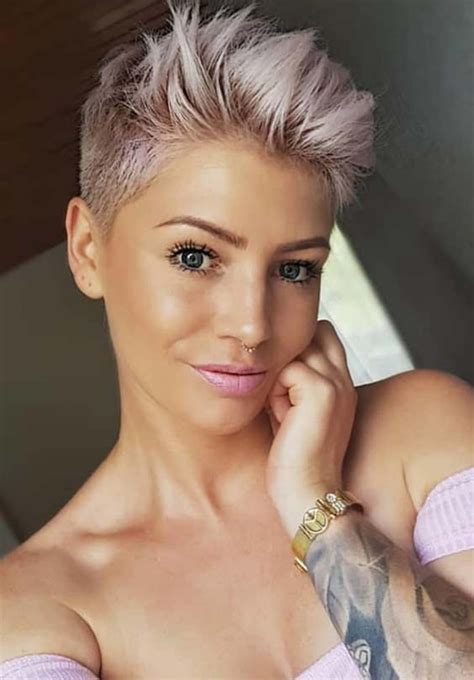 pixie cut hair color most amazing pixie haircuts hair colors in 2018