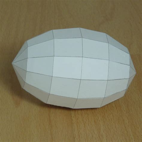 How To Make A 3d Sphere With Paper - paper hebdomicontadissaedron