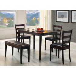 set bench seating kitchen table