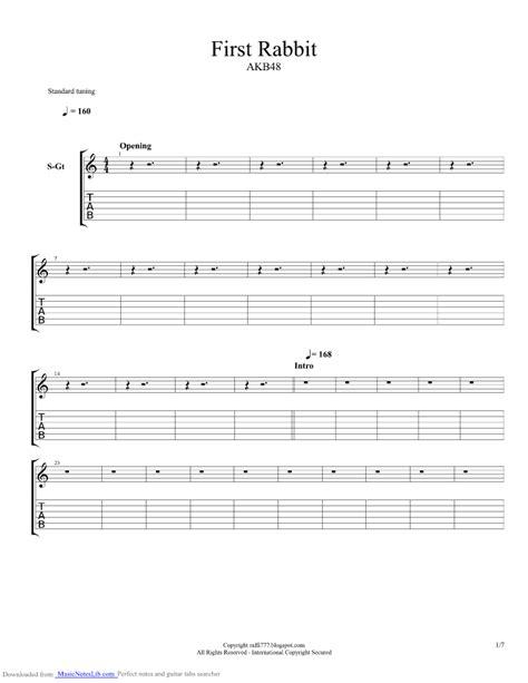 tutorial gitar jkt48 chord heavy rotation c not lagu jkt48 lhia s music notes
