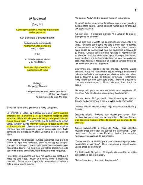 libro a la carga 80 a la carga gung ho pdf