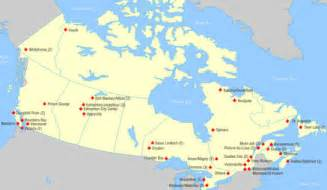 map of canada airports satellite navigation waas news