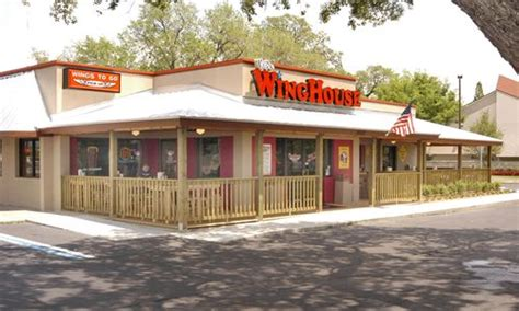 Wing House Gainesville by Ker S Winghouse Bar Grill Restaurantnewsrelease
