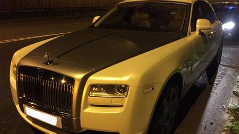 gold rolls royce 100 gold rolls royce mansory shows rolls royce