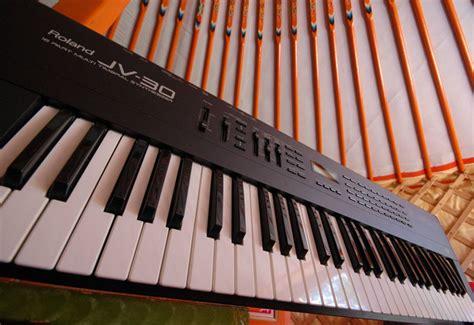 Keyboard Roland Jv30 roland jv 30 image 11026 audiofanzine