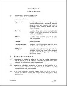 graphic design terms and conditions template 10 graphic design contract sles images graphic design