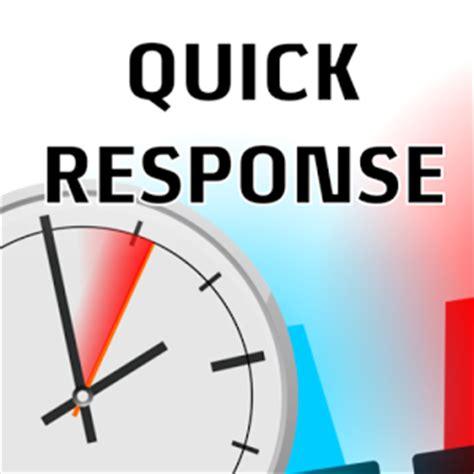 Fast Respon customer support flow pak